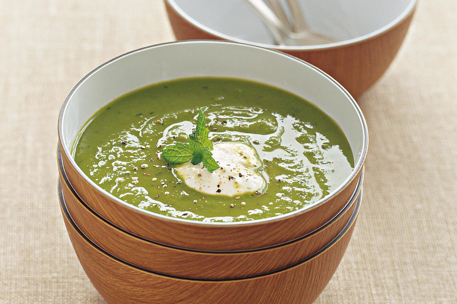 Суп с зелёным горошком замороженным рецепт пошагово