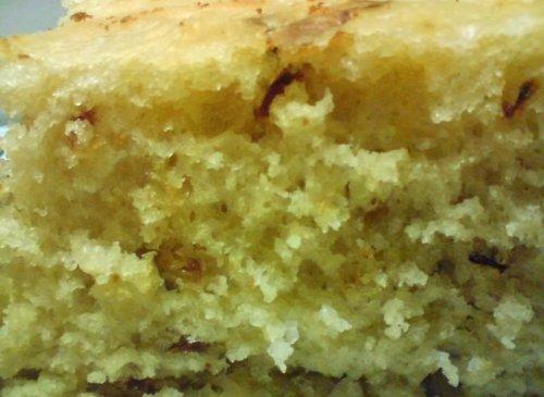 Луковый хлебушек с сыром