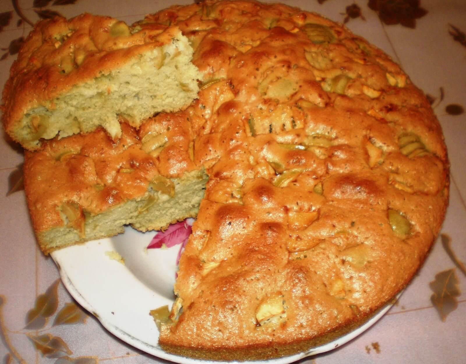 Рецепт шарлотки с яблоками в духовке с пошаговым фото рецептом и