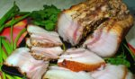 Как вкусно запечь сало в духовке: различные варианты