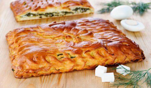 Особенности приготовления пирогов в духовке