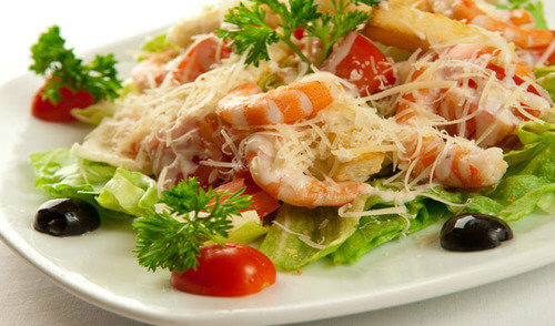 Как приготовить салат Русалочка