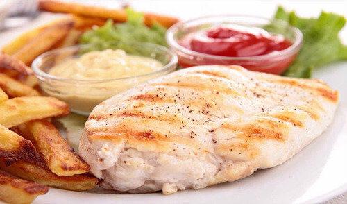 Рецепты приготовления куриной грудки