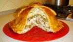 Пирог курник: рецепт с фото, секреты приготовления пирога