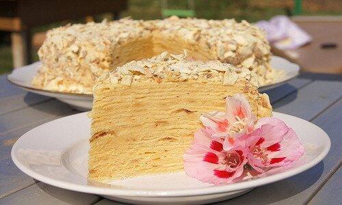 Немного из истории десерта