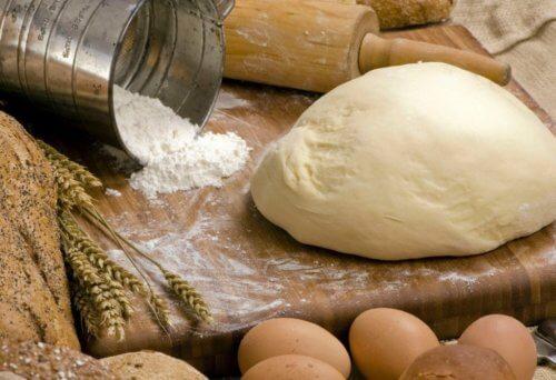 Тесто для хлеба