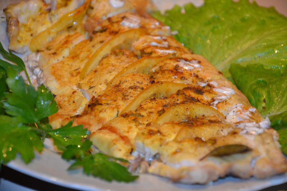 Блюда из муксуна рецепты с фото