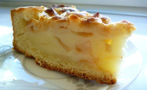 Простой рецепт пирога