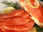Блюда из соленой красной рыбы: распространенные рецепты