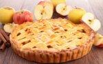 Как приготовить пирог с яблоками: самый простой рецепт
