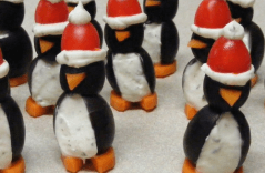 Закусочные пингвины